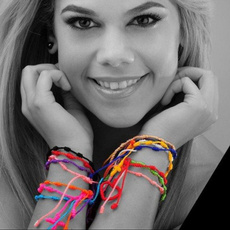 rope bracelet, Jewelry, knottedrosarybracelet, Bracelet