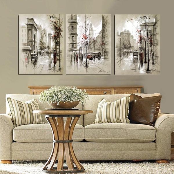 scenery, decoration, Decor, wallartpictureprint