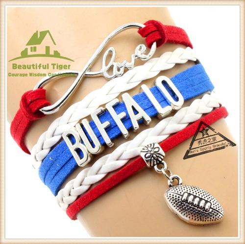 fansbraidedbracelet, Nfl, Jewelry, kylewilliam