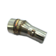 Steel, exhaustconnectoradapter, Stainless, Adapter