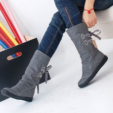 ankle boots, Moda, Leather Boots, Invierno