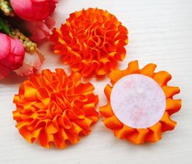 ribbonflowerbelt, Flowers, pattyjewelry, Satin