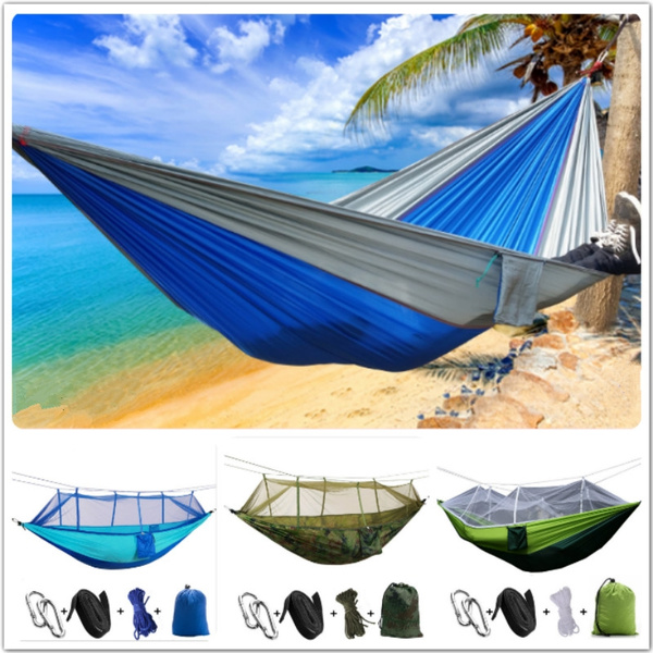 Fashion, doublehammock, camping, outdoorhammock