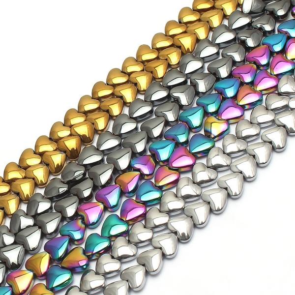 Heart, Jewelry, Bracelet, stonebead
