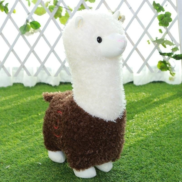 Sheep, Toy, alpaca, Animal