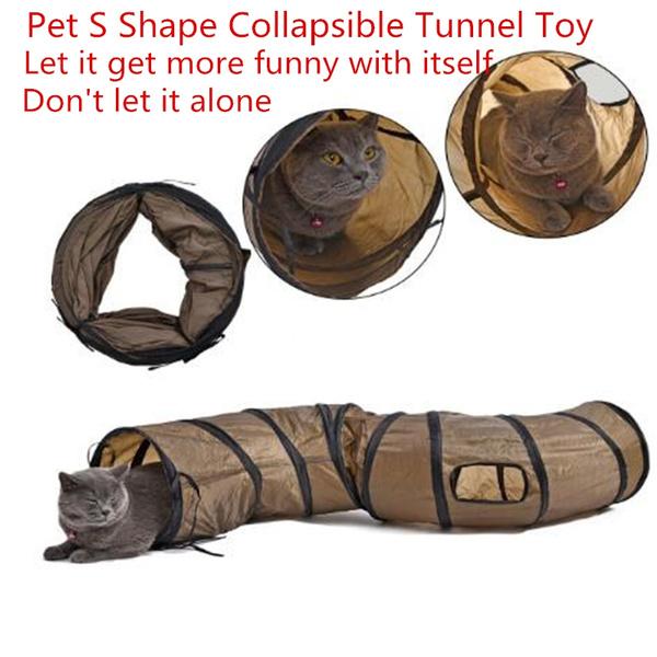sleepingbag, cattoy, cattunnel, rabbitplaytunnel