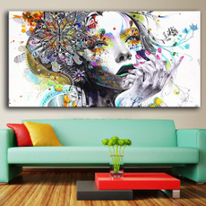 Decor, Flowers, art, artwallpictrue