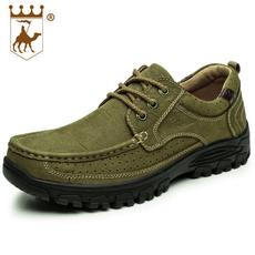 non-slip, Fashion, sneakersformen, leather