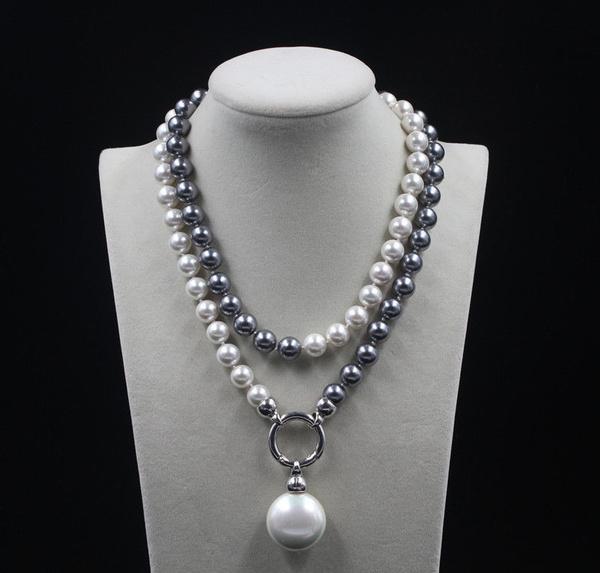 womensjewelrynecklace, Necklace, pearl necklace, Jewelry