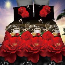 queensizebeddingset, Bags, Rose, Bedding