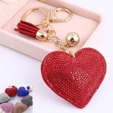 Heart, keyholder, Key Chain, Jewelry