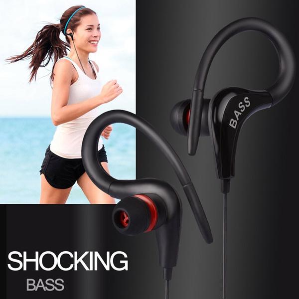 Earphone, Headphones, Dark, runningearphone