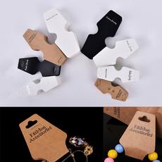 jewerlydisplaypaper, bracelethangingholder, Jewelry, necklacedisplaycard