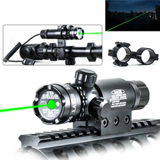 Flashlight, gunmount, led, laserlight