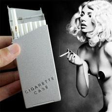 case, Box, Aluminum, tobacco