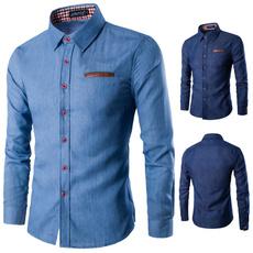 Pocket, Fashion, Shirt, Cowboy