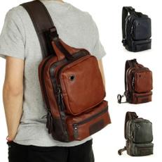 Shoulder Bags, leatherwasitbag, menwaistbag, leather