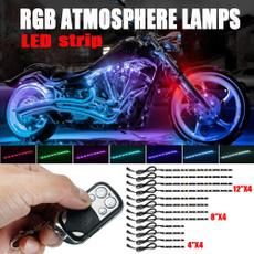 flexibleledstrip, Motorcycle, Remote Controls, Harley Davidson