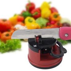 Kitchen & Dining, Scissors, knifetool, securesuctionsharpener