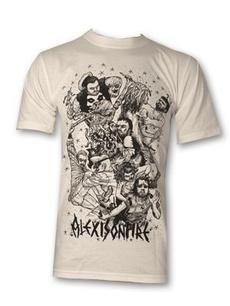 Short Sleeve T-Shirt, Cotton T Shirt, skulltshirt, summer t-shirts