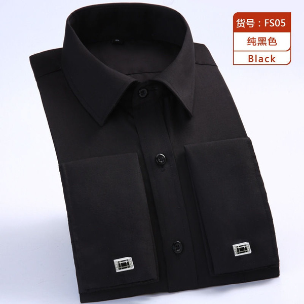 Mens Long Sleeved Shirts, Cuff, Shirt, mens dress shirts with french cuffs
