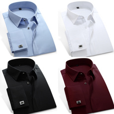 Shirt, mens dress shirts with french cuffs, Dress, FRENCH