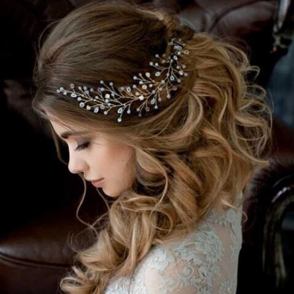 Yarn, Jewelry, gold, Hair Band