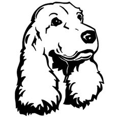 Car Sticker, carwindowdecal, Decal, Pets