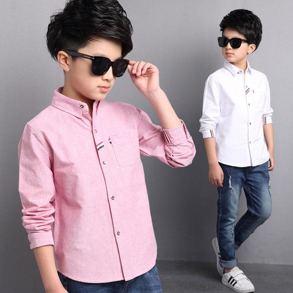 boysschoolshirt, pink, School, Fashion