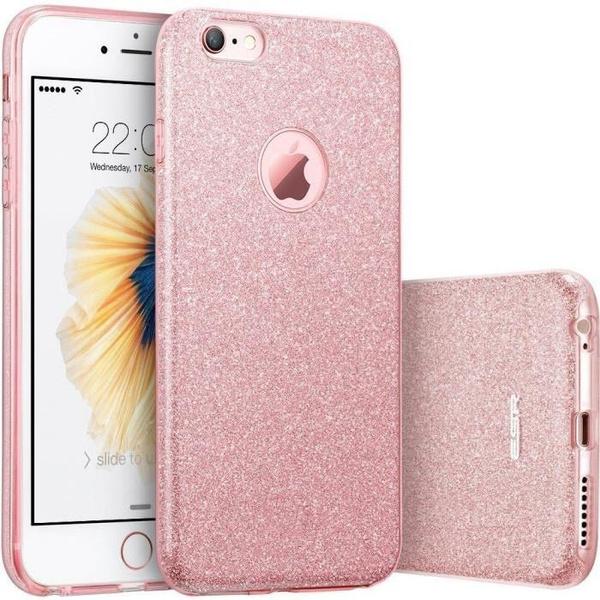 étui Housse Coque iphone 5S SE 5 scintillement La protection de la coque de téléphone Rose Protection case for Iphone 5S SE 5 pink | Wish