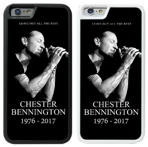 Chester Bennington Linkin Park Transparent Clear Back Style Case Cover for Iphone 5 5s SE 6 6s Plus 7 7 Plus   Wish