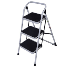 3step, Storage, ladder, Stool
