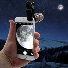 phonecameralen, Telescope, Consumer Electronics, Electronic