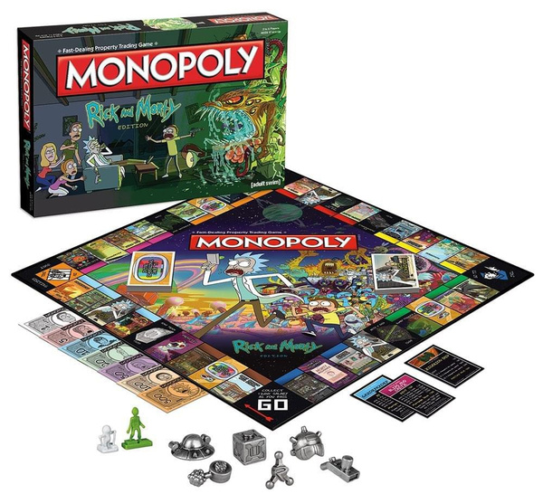 gaes, Toy, monopoly