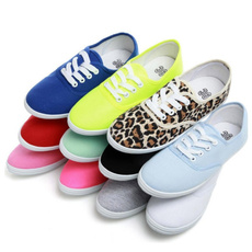 Autumn, Sneakers, Fashion, candy color