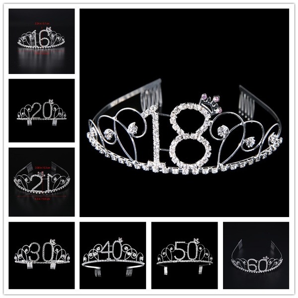 Princess Crown Birthday Crown