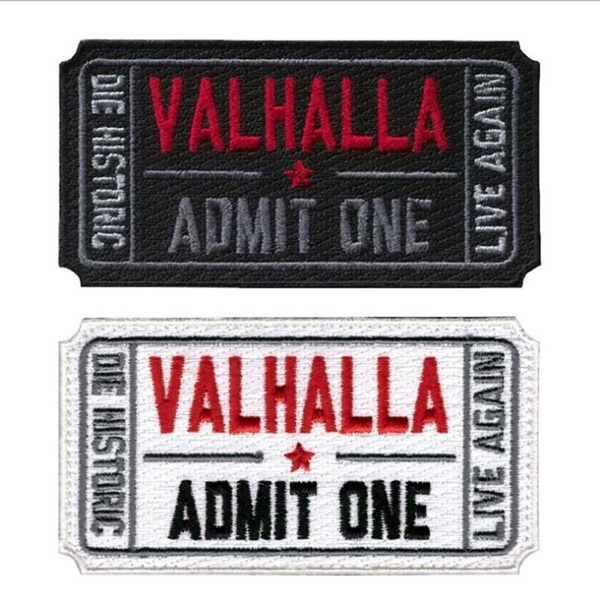 vikingspatch, Outdoor, madmaxpatch, valhalla