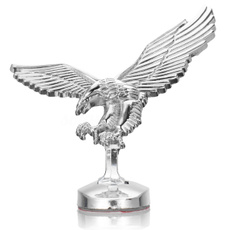 hooddecal, Eagles, Emblem, chrome
