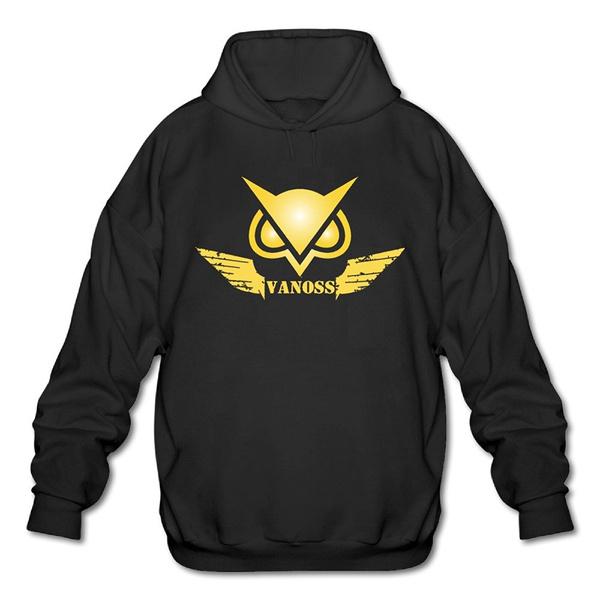 golden, Hoodies, vanossgaming, Logo
