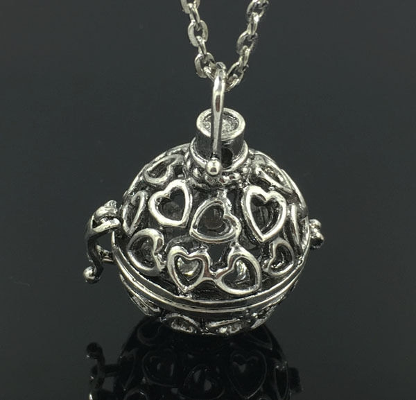 Heart, Oil, Jewelry, Silver hearts