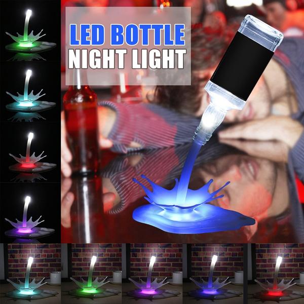 winelight, Night Light, Desk, Lighting