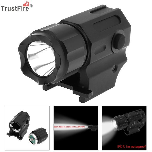 keyshapeflashlight, Flashlight, miniledtorche, pistol