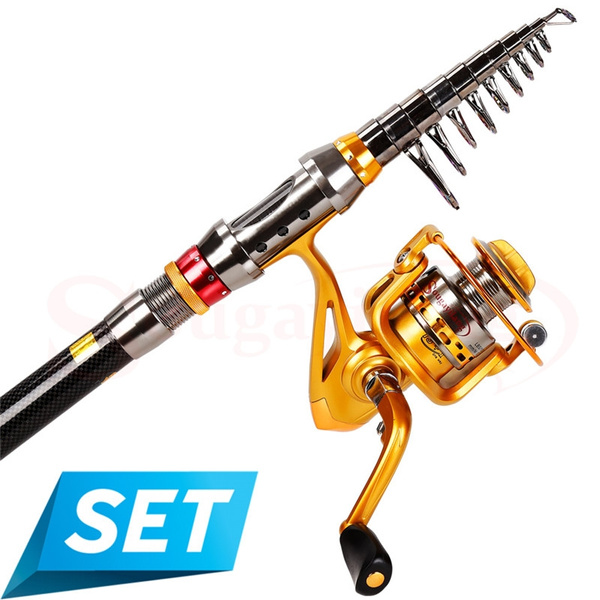 telescopicfishingpole, travelfishingrodandreel, rodandreel, carbonfishingrod