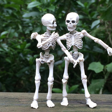 scary, Decor, Toy, Skeleton
