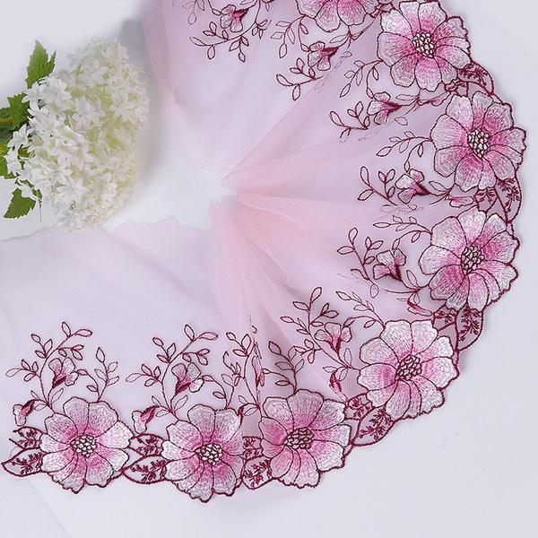 lace trim, weddingveil, Lace, Craft