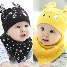 Warm Hat, Set, baby clothing, Owl