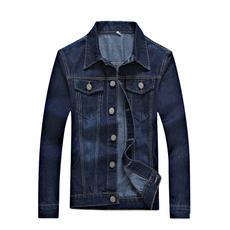 jeanscoat, bikerjacket, Plus Size, Coat