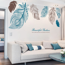 wallstickersampmural, homewallsticker, Fashion wall sticker, TV