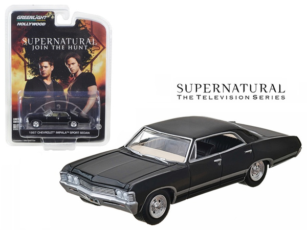 diecast, Chevrolet, Toy, supernatural