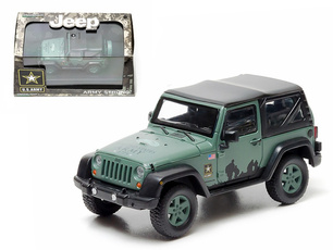 diecast, wrangler, Toy, Gifts